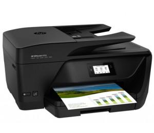 Hp Officejet 6950 Aio Printer A4 16ppm Blk 9ppm Clr Wifi Duplex 1yr T3p03a