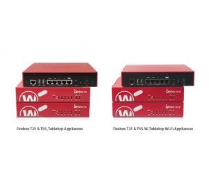 Watchguard Firebox T35 With 3-yr Basic Security Suite (ww) Wgt35033-ww