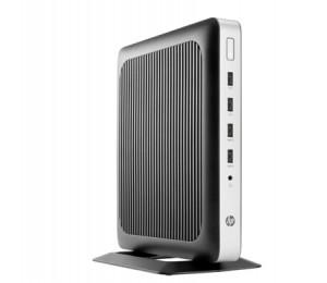 Hp T630 Thin Client (3Jf40Pa) Amd-Gx-420Gi Quad-Core 8Gb(2X4Gb) 32Gb-Flash R6E Serial 2Xdp Wes7E-32B+W10Iote-64B