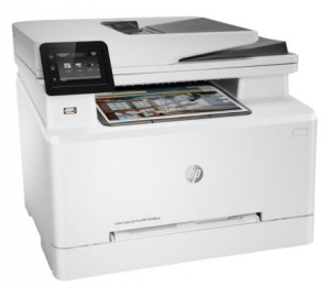 Hp Color Laserjet Pro Mfp M280nw (t6b80a) Print Copy Scan Up To 21 Ppm 800 Mhz 256 Mb Ddr Flatbed 20.3kg T6b80a