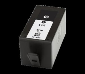 Hp 909xl Black Original Ink Cartridge T6m21aa