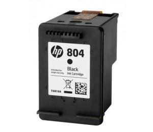 HP 804 BLACK ORIGINAL INK CARTRIDGE T6N10AA