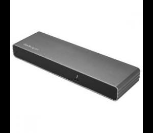 Startech Thunderbolt 3 Dock - - Dual 4K 60Hz Monitors - Thunderbolt 3 To Hdmi / Vga / Dp Monitors