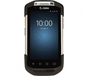 Zebra Tc70X Android, 2Gb Ram/16Gb Flash, Se4750 Sr, F Cam, R Cam, Micro Sd, Aosp, Row Tc700K-02B22B0-A6