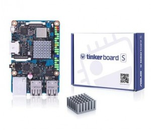 ASUS TINKER BOARD S/ 2G/ 16G an ARM-based Single Board Computer TINKER BOARD S/2G/16G