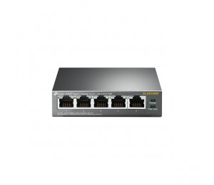 TP-Link TL-SG1005P 5-Port Gigabit Desktop Switch With 4-Port PoE TL-SG1005P