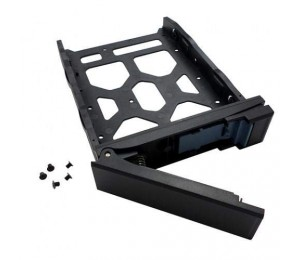 """Qnap Black Hdd Tray For 3.5"""" And 2.5"""" Drives Without Key Lock For Tvs-X82/ Tvs-X82T Series Tray-35-Nk-Blk03"""