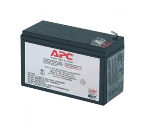 Apc Supply And Delivery Of 1 X Rbc17 Battery + Installation Service By A Certified Schneider Electric