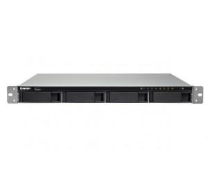 QNAP TS-463XU-RP-4G 4 BAY NAS (NO DISK) 4GB AMD GX-420MC GbE(4) 10GbE(1) 1U 2YR TS-463XU-RP-4G