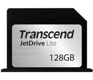 Transcend 128GB JetDrive Lite, MacBook Pro Retina 13in Late 2012-Late 2013 TS128GJDL330