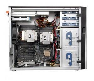 ASUS 5U/ TOWER/ DUAL LGA2011V3/ 8 BAYS SERVER TS700-E8-RS8 V2