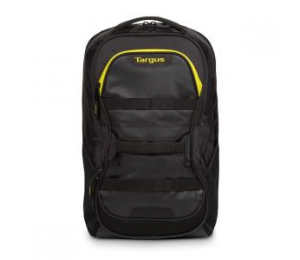 Targus 15.6In Fitness Backpack Black/ Yellow Tsb944Au
