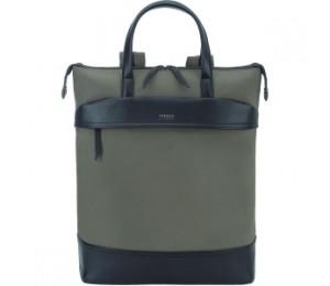 "Targus Tsb94802 15"" Newport Convertible 2-in-1 Backpack Olive Tsb94802"