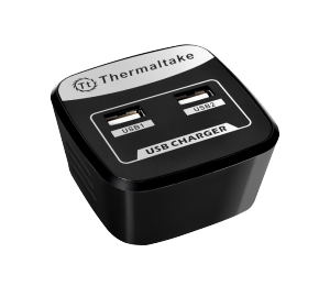 Thermaltake TriP Dual USB AC Charger TT-AC0020