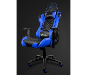 Aerocool Thunderx3 Tgc12 Series Gaming Chair - Black/ Blue Tx3-tgc12-bb