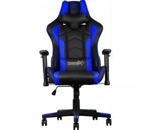 Aerocool Thunderx3 Tgc22 Series Gaming Chair - Black/ Blue Tx3-tgc22-bb