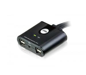 Aten (US424-AT) 4 PORT USB Sharing Device. US424-AT