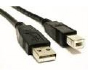 Generic USB 2.0 Cable: 3M AM-BM(Standard for printer)