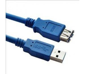 Generic Usb 3.0 Cable: 3m Am-af Extension Usb3-ext-3m
