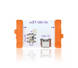 Littlebits Wire Bits - Usb I/o Lb-650-0145