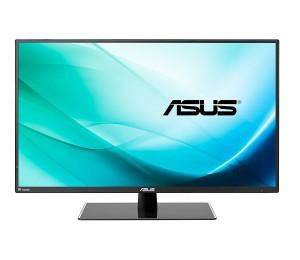 "Asus Va32aq 32"" 2k Ips Eyecare Spk Gameplus Dp Hdmi Usb Charger Splendidplus Quickfit Tuv Certified"