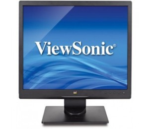 Viewsonic Va708a 17in Led Vga-only (5:4) 1280x1024 Tilt Stand Vesa Va708a