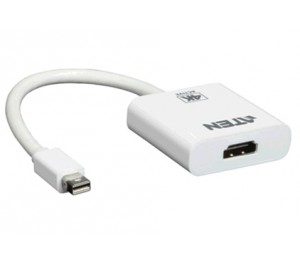 Aten (VC981-AT) Mini DisplayPort(M) to HDMI(F) Active 4K2K Adapter VC981-AT