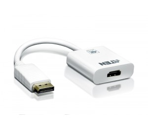 Aten (VC986-AT) DisplayPort(M) to HDMI(F) Active 4K2K Adapter VC986-AT