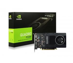 Leadtek Nvidia Quadro P2200 Pcie Workstation Card (P2200)