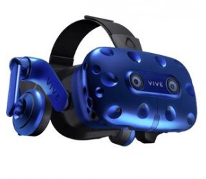 Htc Virtual Reality Apparatus - Vive Pro 2880x1600 Amoled, Hi-res Hmd, Dual Mic, 2x Vga Camera