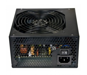 Antec Power Supply: 600W , 88% Efficiency, 120mm fan w/ Active PFC, Dual +12V rails, 2x 8PIN PCI-E
