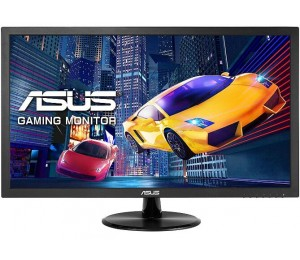 Asus Vp248H 24In Wled/Tn Fhd (1920X1080) Hdmi D-Sub 2X 1.5W Stereo Rms 3.5Mm Mini Audiojack Tilt