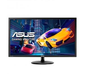 """ASUS VP28UQG 28"""" 4K Gaming 1ms Eyecare Free-Sync GamePlus DP HDMI2.0 Splendid TUV Certified Monitor"""