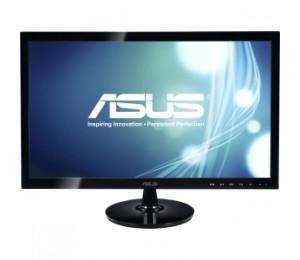 "ASUS 23.6"" LED 5ms, 1920x1080, 50M: 1, 250nits, DSUB, DVI-D, HDMI, VESA(100x100) VS247HV"
