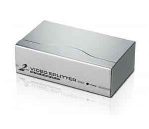 Aten (Vs92A-At-U) Vancryst 2 Port Vga Video Splitter - 1920X1440@60Hz Max Vs92A-At-U