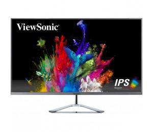 Viewsonic Vx3276-2k 32in Wide 2k (2560x1440)ips Tft Lcd 16:9 Hdmi Display Port Mini Display Port