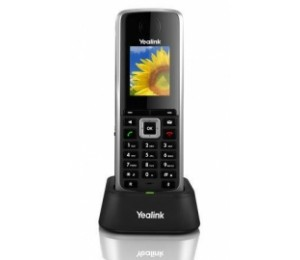 Yealink (W52H) SOHO HD IP DECT Phone (handset only) W52H
