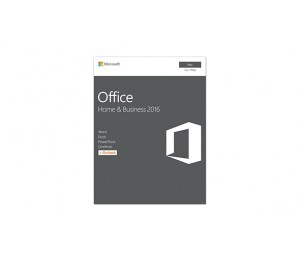 Microsoft Off Mac Home Business 1PK 2016 English APAC DM Not to Korea Medialess P2 W6F-00921