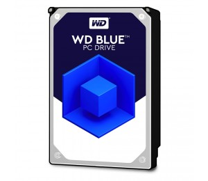 WESTERN DIGITAL WD BLUE 500GB DESKTOP HARD DISK DRIVE - 5400 RPM SATA 6GB/S 64MB CACHE 3.5 INCH WD5000AZRZ