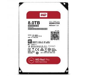 """Western Digital RED PRO WD8001FFWX INTERNAL 3.5"""" DESKTOP SATA DRIVE, 8TB, 6GB/ S, 7200RPM WD8001FFWX"""