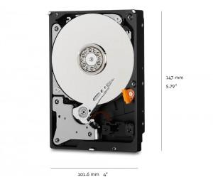 "Western Digital 3.5"" Wd Purple 8tb 5400rpm Sata 6gb/s 256cache 3 Yrs Warranty Wd81purz"