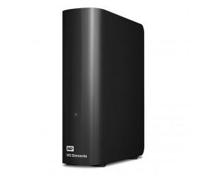 Western Digital Elements Desktop 8tb Black Wdbbkg0080hbk-aesn