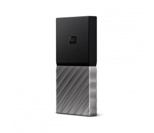 Western Digital My Passport Ssd 512gb Usb 3.1 Type C & Type A Compatible Improved Speeds Up To