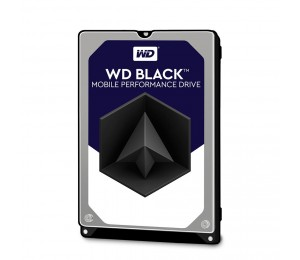 WESTERN DIGITAL WD BLACK 500GB PERFORMANCE LAPTOP HARD DISK DRIVE - 7200 RPM SATA 6GB/S 32MB CACHE