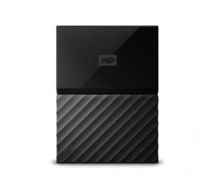 Western Digital 4tb My Passport For Mac Portable Hard Drive Wdbp6a0040bbk-wese
