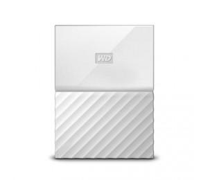 Western Digital 2tb My Passport Portable Hard Drive (white) Wdbs4b0020bwt-wesn