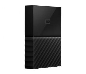 "Western Digital PORTABLE 2.5"" DRIVE: My Passport 2TB USB3.0 Portable Hard Drive- Black WDBYFT0020BBK"