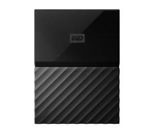 "Western Digital Portable 2.5"" Drive: My Passport 1tb Usb3.0 Reimagined Design. Black Wdbynn0010bbk"