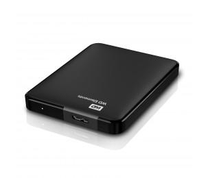 WESTERN DIGITAL 1TB WD Element USB 3.0 portable hard drive WDBUZG0010BBK-WESN