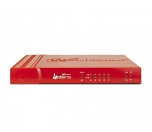 WATCHGUARD FIREBOX T30 WITH 3-YEAR TOTAL SECURITY SUITE (WW) 654522-00336-2
